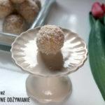 Boskie bezglutenowe ciasteczka jaglane z kokosem