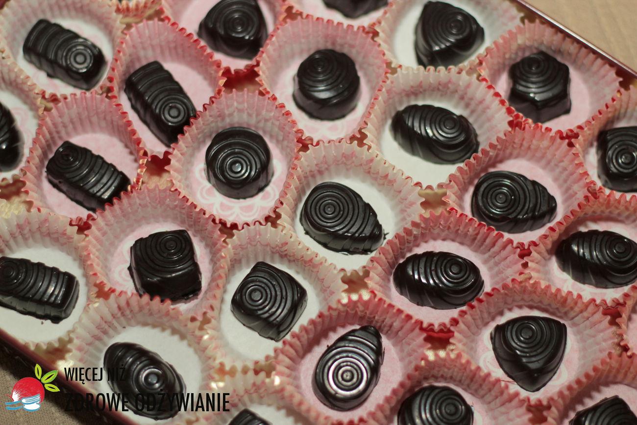 Wspaniałe czekoladki domowe