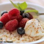 7 zdrowych śniadań, które napełnią Cię energią