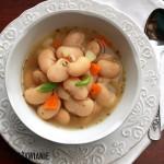 Wyśmienita zupa fasolowa