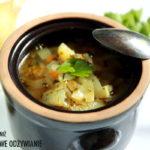 Super zdrowa zupa cebulowa