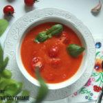 Wyjątkowa zupa pomidorowa