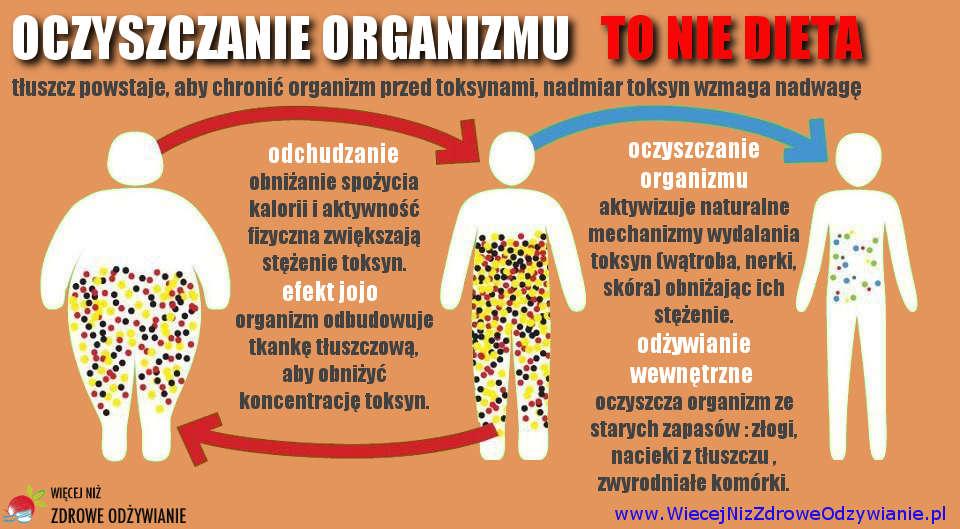 Oczyszczanie organizmu
