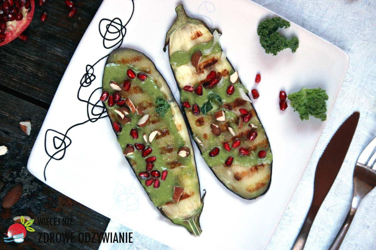 Carpaccio z bakłażana