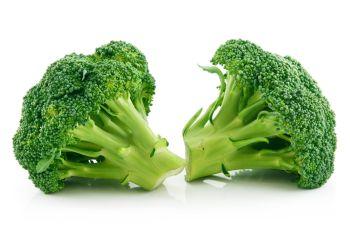 Indyk z brokułem