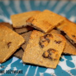 Ciasteczka amarantusowo-owsiane