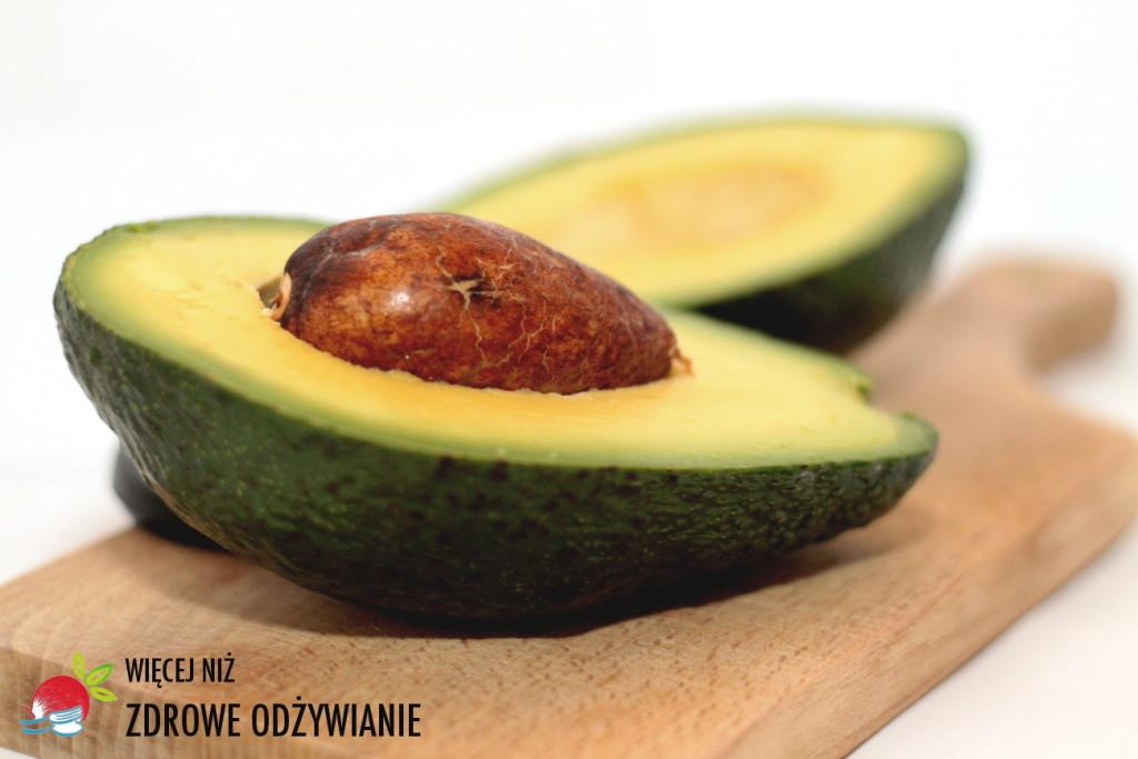 Tatar z avocado - zdrowa przystawka na imprezkę