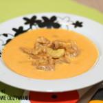 Zdrowa zupa z dyni