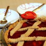 Tarta z truskawkami – pomysł na walentynki