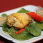 Kurczak curry po tajsku