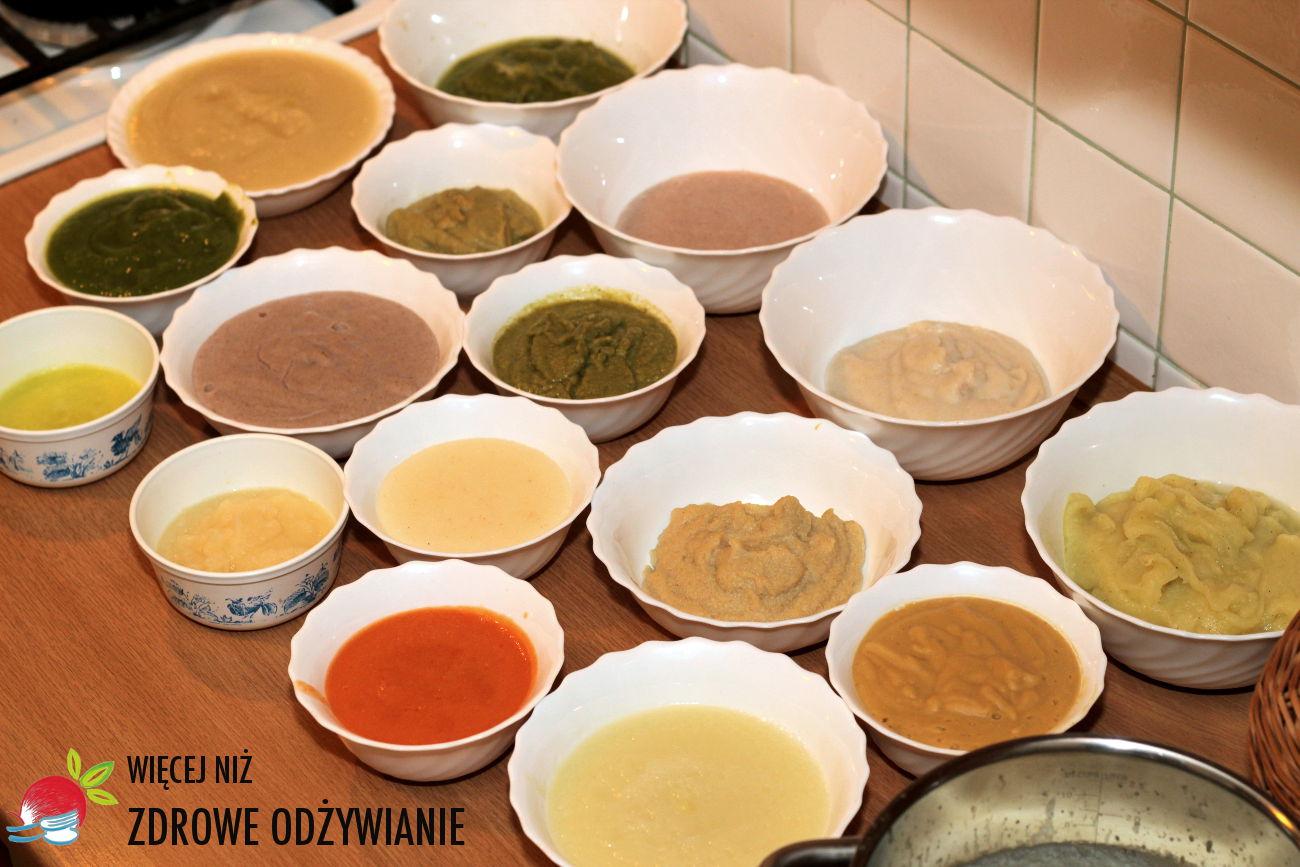 Wiecej Niz Zdrowe Odzywianie Zywienie Niemowlat Gotowanie Zupek