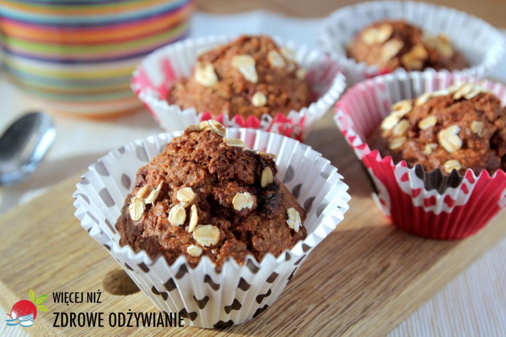 Muffiny pełnoziarniste
