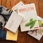 WNZO 022: Pięć dobrych książek o zdrowym odżywianiu