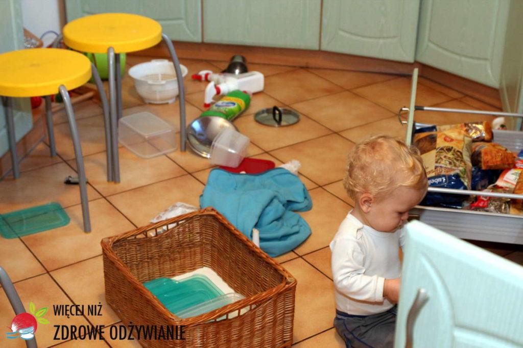 Posiłki dla dziecka półtorarocznego - nie ma nudy
