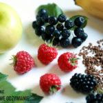 Rewelacyjny owocowy mus do bezglutenowego śniadania