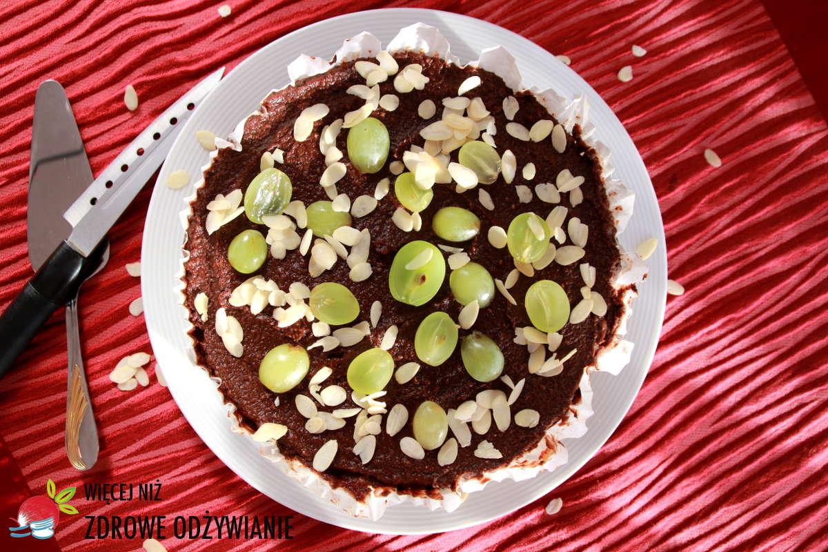 Tarta czekoladowa z dyni
