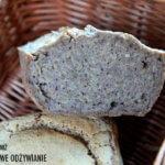 Chleb bezglutenowy gryczano-owsiany ze słonecznikiem na zakwasie